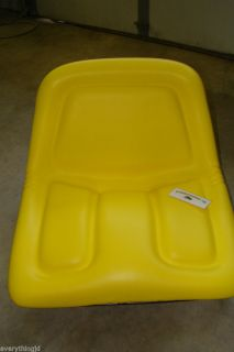 Replacement Seat for John Deere Lawn Mower A TY15863