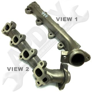 2005 2007 Jeep Grand Cherokee 2006 2007 Commander 4 7L Exhaust Manifold Left