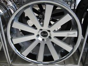 "24"" Gianelle Santo 2SS Wheel Tire Giovanna Dub 26 28 Forgiato Asant Lexani MHT"