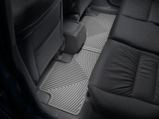 Weathertech® All Weather Floor Mats 2007 2011 Honda CR V Grey