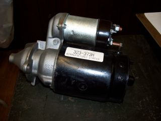 Delco 10MT Starter 323 373 Medium Heavy Duty Bus