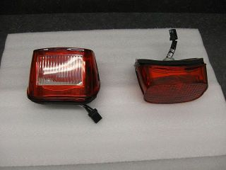 Harley Davidson Tail Light Assembly