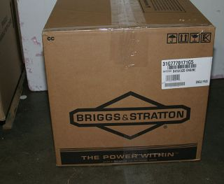 Briggs and Stratton 31G777 0171 17 5 Gross HP John Deere Rider Mower Engine