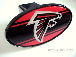 "Atlanta Falcons NFL Tow Hitch Cover Car Truck SUV Trailer 2"" Receiver Plug Cap"