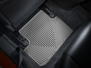 Weathertech® All Weather Floor Mats 2008 2012 Honda Accord Coupe Grey