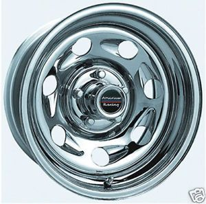 "16"" American Racing Tailgunner Wheel Set Chrome"