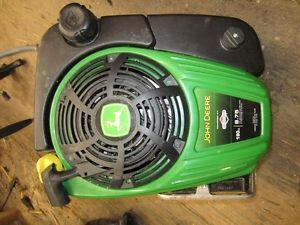 John Deere 8 75 HP Engine Parts JS48 with Electric Starter
