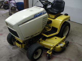 "Cub Cadet MTD 1864 Lawn Mower Tractor 54"" Gas Machine"