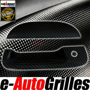 01 05 Ford Explorer Sport Trac 04 F150 Heritage Blk Carbon Fiber Tailgate Cover