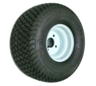 "20"" x 10 8 Super Turf Tire Rim Go Kart Lawn Mower Cart 20x10 8 20x10x8 Manco"