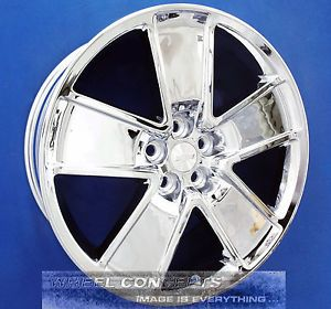 "Chevy Camaro RS SS 21 inch Chrome Wheels Rims 21"" New Chevrolet R48 Option"