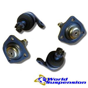 4 Ball Joints Chevy Corvette Caprice Corvair Truck Impala Biscayne 55 82