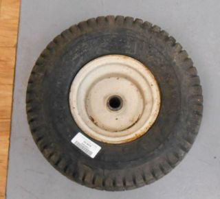 Simplicity 4211 Lawn and Garden Tractor Front Tire and Rim Part 1709856SM