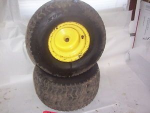 John Deere Wheels Tires