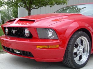 05 09 Ford Mustang Shelby GT500 Vented RAM Air Hood