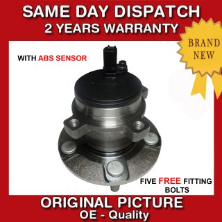 Ford Focus MK2 2 5 St Rear Wheel Bearing Hub ABS Sensor 2005 2008 Brand New