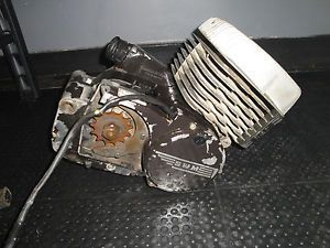 Bombardier SWM Rotax Motor Whole Motor Engine Year