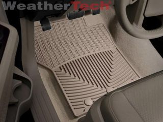 Weathertech® All Weather Floor Mats Ford Expedition El 2007 2013 Tan