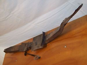 67 68 69 70 71 72 Chevy GMC Pickup Truck Spare Wheel Tire Carrier Rack Under Bed