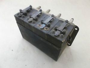 Ford Model T Coil Box with Coils D3