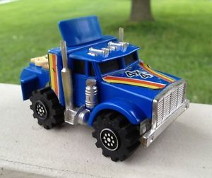 Vintage LJN Toys Rough Riders 4x4 Semi Rig Truck Stomper Parts Repair Restore