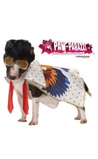 Rock N Roll King Pet Dog Costume