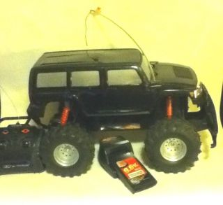 New Bright H3 Hummer Remote Control Truck with Battery
