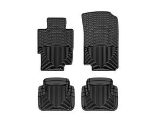 Weathertech® All Weather Floor Mats 2003 2008 Acura TSX Black