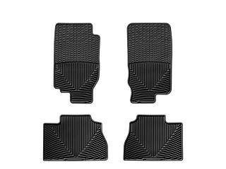 Weathertech® All Weather Car Mats 2002 2003 Ford Explorer 4 Door Black