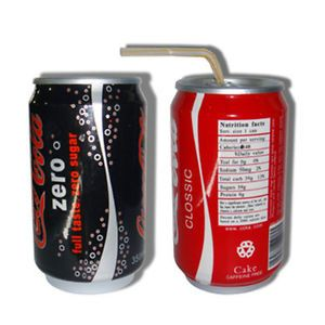 Spy Camera DVR in Coke Coca Cola Can Full HD Remote Control Motion Detection