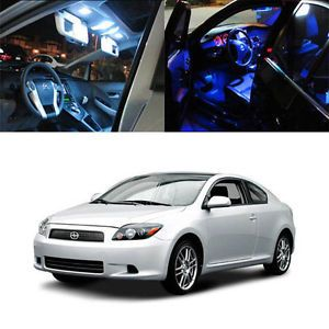 2005 2010 Scion TC TRD RS 5 x 5050 SMD Full LED Interior Lights Package Deal