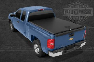 Truxedo 570755 2007 Chevy Silverado Roll Up Truck 7 ft Bed Tonneau Cover