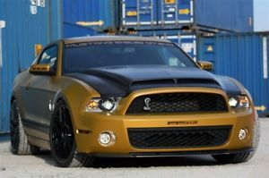 2010 2013 Ford Mustang GT500 KR Trufiber RAM Air Body Kit Hood