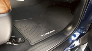 All Weather Floor Mats Front 2012 Toyota Tundra PT908 34120 20