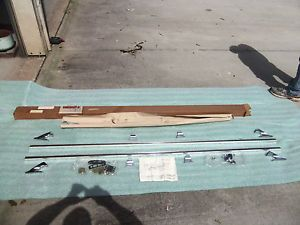 1973 1987 GM Chevy GMC Pickup Truck Accessory Bed Box Hand Rails Nice