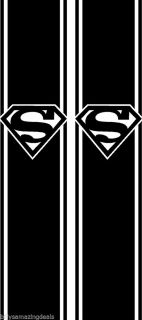 Superman Dodge RAM Chevy Ford Truck Bed Racing Stripe Vinyl Decal Sticker Kit