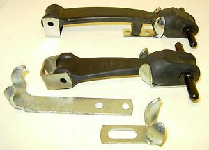 New Semi Truck Rubber Trailer Latches by Huntington Part Number 66D638 68D842