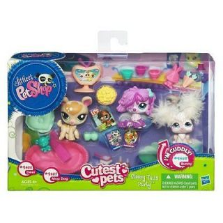 Hasbro 38046 Littlest Pet Shop Every Day Adventure Play Pack Sleepy Tails