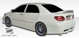 Toyota Corolla 2003 Body Kit