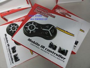 Car Audio Video Steering Wheel Mount Universal Remote Control US SHIP