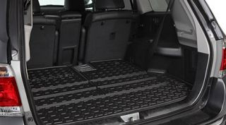 2010 2013 Factory Toyota Highlander All Weather Cargo Tray