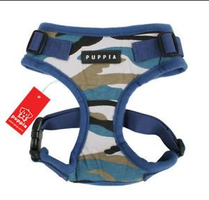 Combat Rite Fit Puppia Dog Harness Adjustable Neckchest