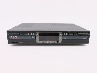 Philips CDR 765 17 Audio Compact Disc Recorder