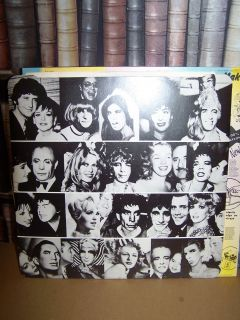 "RARE 1978 Rolling Stones ""Some Girls"" First Issue Promo Vinyl LP"