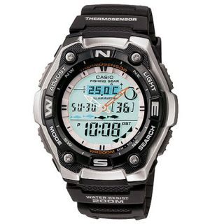 Casio Sports Fishing Gear Neutral Mens Watch AQW101 1AV