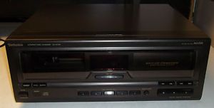 Technics Compact Disc Changer SL MC59 Multi CD Player 60 1 CD Changer