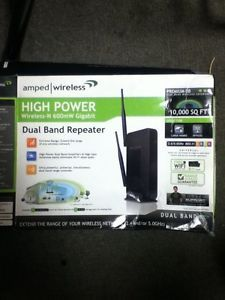 Amped Wireless High Power Wireless N 600mW Amplified Router SR20000G
