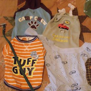 Small Dog Clothes Lot