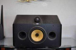 CDM CNT Bowers Wilkins Audiophile Center Channel Home Theater Speaker