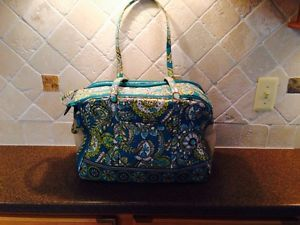 Vera Bradley Pet Carrier Peacock for Small Dog or Cat